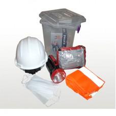 Deprem Kiti Box Acil Durum (20LT) Renk Şeffaf