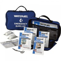 Waterjell Yanık Pansuman Kiti Çantalı & WATER JEL Emergency Burn KIT