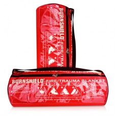 BURNSHİELD Steril Jelli Travma  Battaniyesi Tüm Vücut 120x160cm & Burnshield Sterile Trauma Blankets 120x160cm