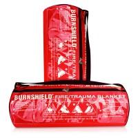 BURNSHİELD Steril Jelli Travma  Battaniyesi Tüm Vücut 160x245cm & Burnshield Sterile Trauma Blankets 160x245cm
