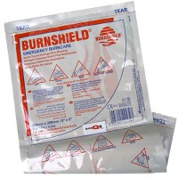 BURNSHİELD Steril Yanık Sargısı 200mm X 200mm & Burnshield Dressing 200mm x 200mm (8″x8″)