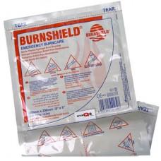 BURNSHİELD Steril Yanık Sargısı 200mm X 200mm & Burnshield Dressing 200mm x 200mm (8″x8″)