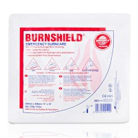 BURNSHİELD Steril Yanık Sargısı 200mm X 450mm & Burnshield Dressing 200mm x 250mm (8″x18″)