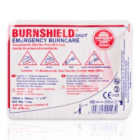 BURNSHİELD Steril Yanık Sargısı 25mm X 500mm & Burnshield DIGIT Dressing 25mm x 500mm (1″x20″)