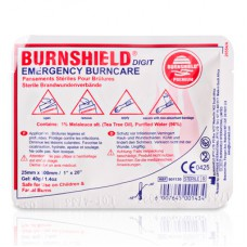 BURNSHİELD Steril Yanık Sargısı 25mm X 500mm & Burnshield DIGIT Dressing 25mm x 500mm (1″x20″)