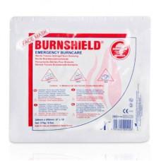 BURNSHİELD Steril Yüz Maskesi Yanık Sargısı 200mm X 450mm & Burnshield Face Mask Dressing 200mm x450mm (8″x18″)