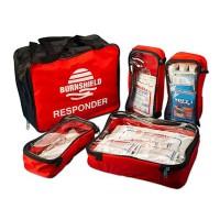 BURNSHİELD Responder Profesyonel Yanık Pansuman Kiti Çantalı  & Burnshield Responder Emergency Burn KIT