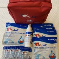 TR-JEL Mini Set Jelli Yanık Pansuman Seti  (Minumum Satış 1 Adet)