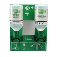 PLUM 4694 Duvar Panosu İkili Set Açık İstasyon 2*500ml Sodium Cloride 0,9%.