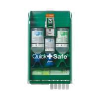 PLUM 5171 QUICKSAFE İlk Yardım Göz Duşu Seti Kimyasallı Panolu