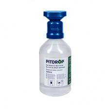 PİTDROP Göz Yıkama Solüsyonu 500ml Aparatlı Kimyasal Sterile Fosfat 4,9%