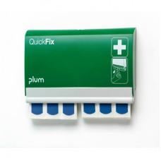 PLUM 5503 Quıckfıx Mavi Algılanabilir Detectable Yara Bandı Dağıtıcısı Dispencer
