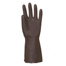 EUROTECHNIQUE 5310 Neopren Kauçuk Eldiven 31cm Renk Siyah