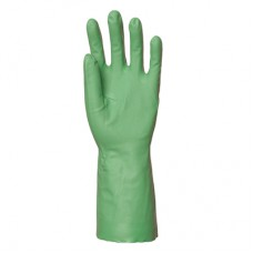 EUROTECHNIQUE 5530 Nitril Plus Eldiven 33cm Renk Yeşil