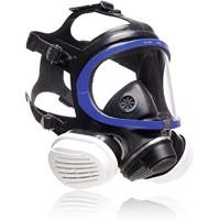Drager X-Plore 5500 Çift Filtre Takılabilir Tamyüz Maskesi (EPDM/PC) R 55 270