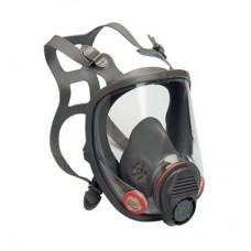 3M 6800S Tam Yüz Gaz Maskesi Çift Filtreli