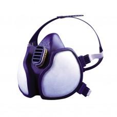3M 4255 Yarım Yüz Organik Gaz / Buhar Maskesi (FFA2P2D)