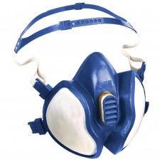 3M 4277 Yarım Yüz Organik-İnorganik-Asit Gaz / Buhar Maskesi (FFABE1P3D)