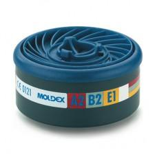 9500 Moldex EasyLock Gaz Filtresi A2B2E1