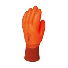 EUROTECHNIQUE Soğuk Hava Eldiveni 3929 ACTIFRESH Pvc Truncu27cm & Chemical Resistances Gloves PVC