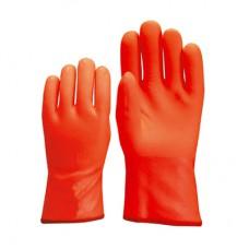 EUROTECHNIQUE Soğuk Hava Eldiveni 3939 ACTIFRESH Pvc Truncu 30cm & Chemical Resistances Gloves PVC