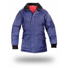Soğuk Hava Depo Ceketi SHD Renk Lacivert & Cold Storage Jacket SHD Color Navy Blue