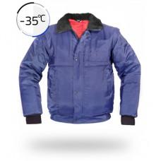 Soğuk Hava Depo MontuSHD Kollar Çıkarılabilir Lacivert & Cold Storage Jacket SHD Handles Removable Navy Blue