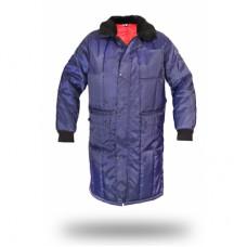 Soğuk Hava Depo Mantosu SHD Lacivert & Cold Storage Mantle SHD Navy Blue