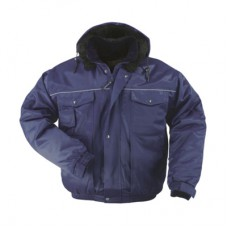 Soğuk Hava İklim Montu Reflektör Bantlı -46 °C &Beaver Jack Coat Reflector Band