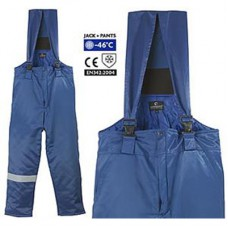 Soğuk Hava İklim Pantolonu Askılı -46 °C &  Beaver BI-Pants