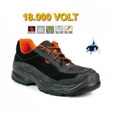 Giasco 18000V Elektrikçi Ayakkabısı (Franklin Modeli SB+E+P 20T22C)