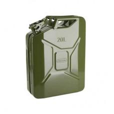 Metal Benzin Bidonu 20lt