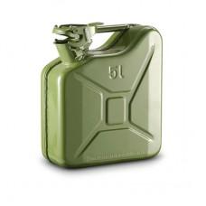 Metal Akaryakıt Benzin Bidonu 5lt