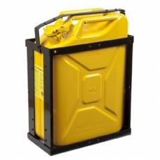 20 LT. Metal Akaryakıt Benzin Bidonu Koruyucu Kasa