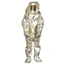 PYS-833935 Alüminize Yangına Müdahale Elbisesi.