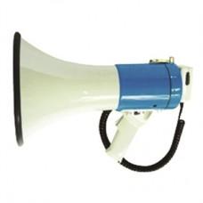 BOTS BT 2501 B Megafon El Tipi Sirenli 50 Waat El Mayklı (Pilli)