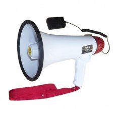 BOTS BT 1503 Megafon 15 Waat Sirenli El Mayklı (Pilli)