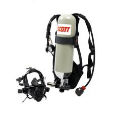 SCOTT SIGMA 2 Temiz Hava Solunum Seti Çelik Tüplü
