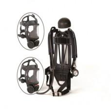 İNTERSPIRO Spiromatic 90 U Temiz Hava Solunum Seti Çelik Tüplü