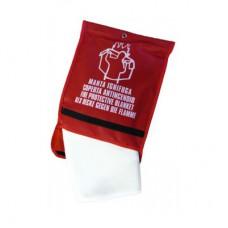 Yangın Battaniyesi Çantalı 150*180cm