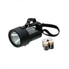 Wolf H-4DCA Kulplu Halojen Lamba (4 Pilli) / H-4DCA  ATEX Wolflite Handlamp