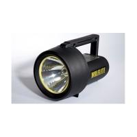 H-251A LED  Wolflite LED Handlamp  Exproof El Feneri Şarjlı-Kulplu (Siyah)