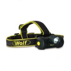 Wolf HT-650 Atex Exproof Zone 0 LED Kafa Feneri