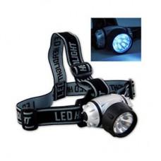 Kafa Lambası 9 LED'li Pilli