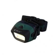 Kafa Lambası T 28201 COB LED'li Pilli