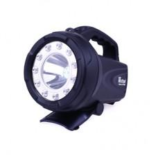 Blackwatton Wt-406 Fonksiyonlu Şarjlı EL Feneri Power Led - + 11 Led + 4 SMD Led