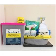 Kimyasal Nötralizasyon Acil Durum Kiti & Chemical Neutralization Emergency Kit