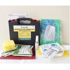 Enfeksiyöz Acil Durum Atık Temizlik Kiti (Body fluid clean-up kit)