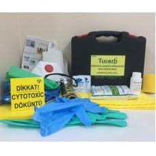 Kimyasal Dekontaminasyon Acil Durum Kiti & Chemical Decontamination Emergency Kit