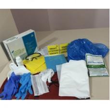Cytotoxıc Enfeksiyöz Atık Temizleme Kiti (Cytotoxic Body Fluıd Spıll Kıt)